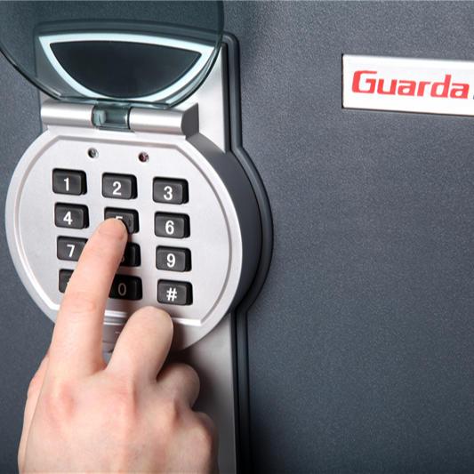 Hot sale GUARDA safe First alert waterproof fire safe cabinet with digital lock pad(2096DC-BD)