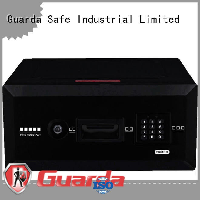 Latest fireproof safe box secure factory for money