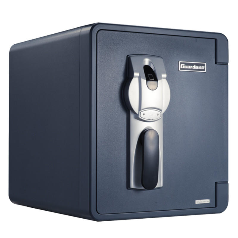 Box Fire Resistant 1 HOUR Biometric fingerprint safe,water resistant home safe(2087LBC-BD)