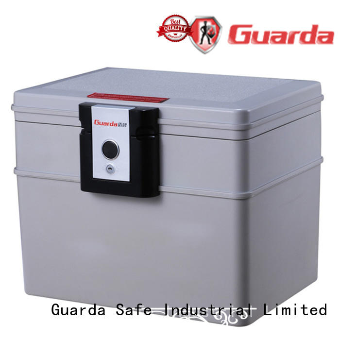 Guarda rated fireproof safe box for business for business