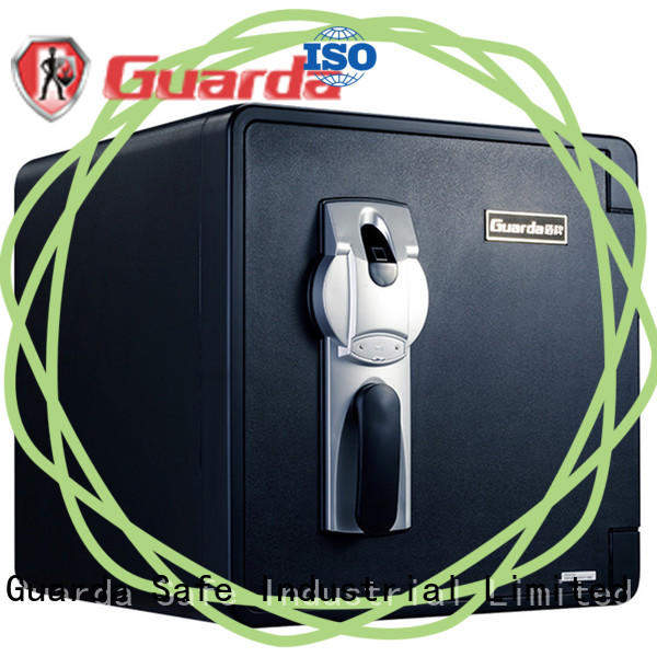 Top fire waterproof safe mechanical supply for home