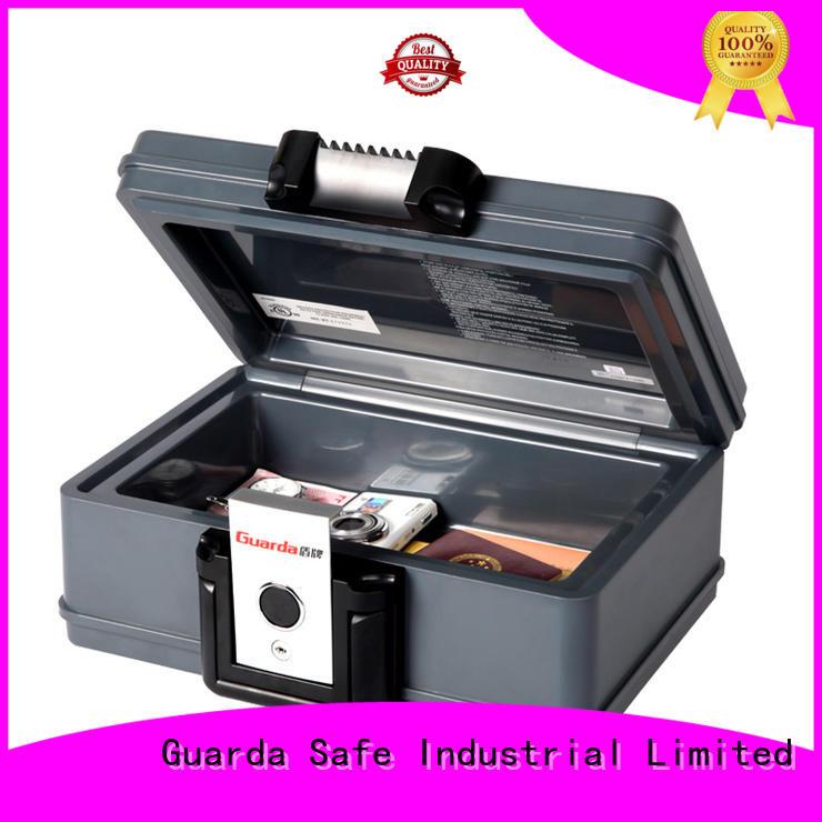 Guarda handling fireproof waterproof safe supply for home