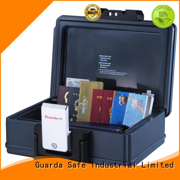 Guarda function fireproof box manufacturers for file