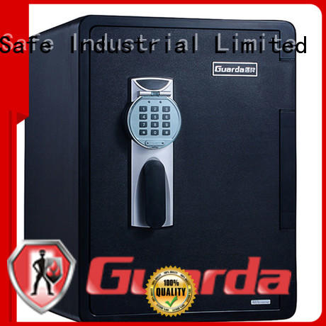 Guarda double fireproof safe box factory for home