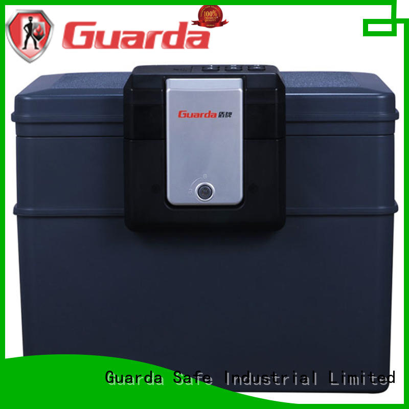 Guarda Wholesale fireproof waterproof safe for sale for company