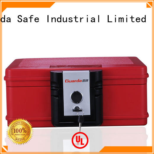 Guarda fireproof24 fireproof waterproof safe for business for home