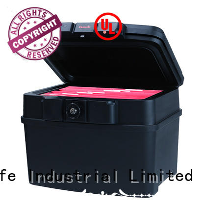 Guarda single fire waterproof safe for sale for file