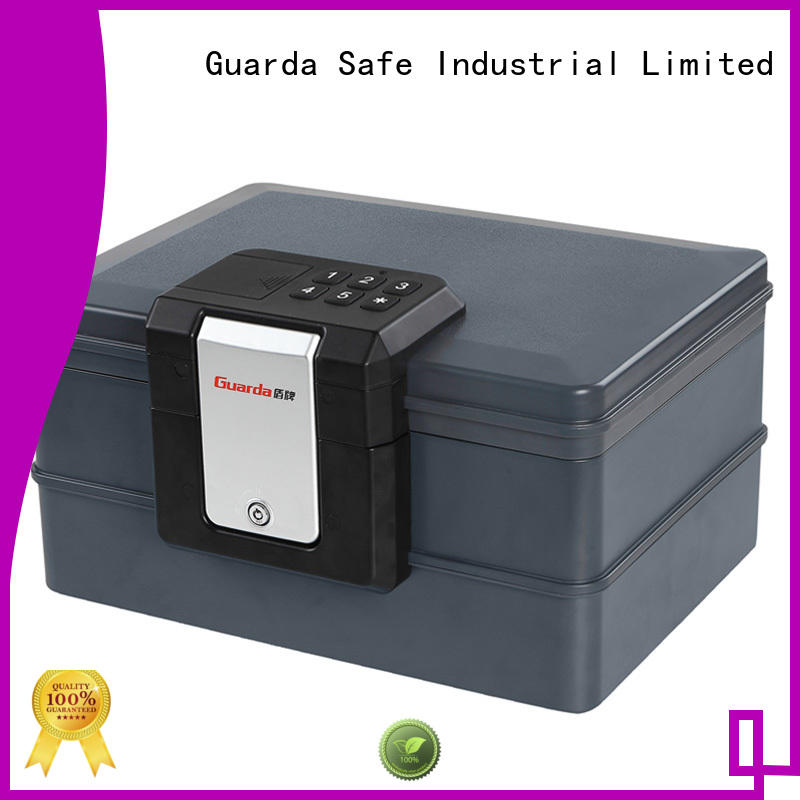Guarda boxes fireproof waterproof safe manufacturers for business