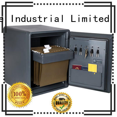 High-quality fireproof safe box feet supply for file