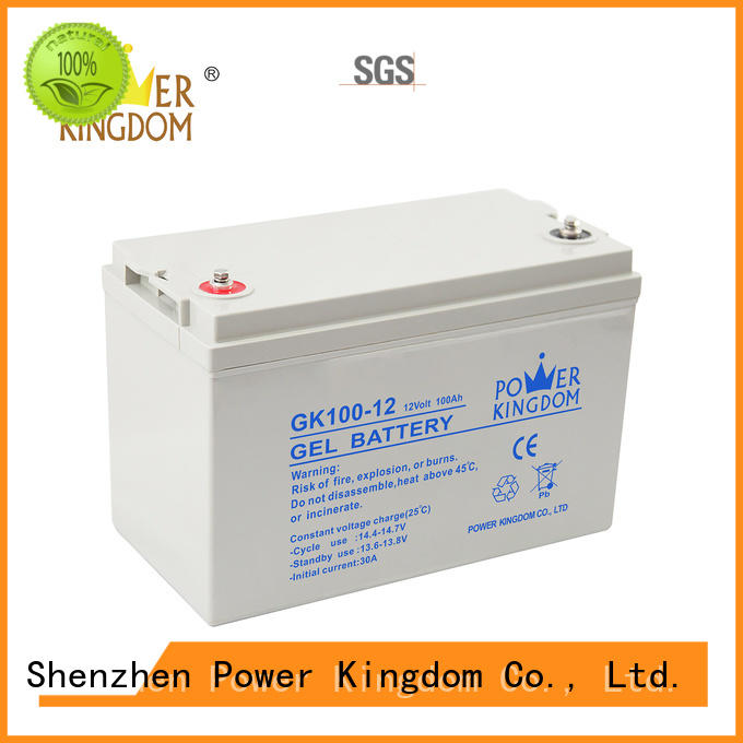 high consistency rechargeable sealed lead acid battery factory medical equipment