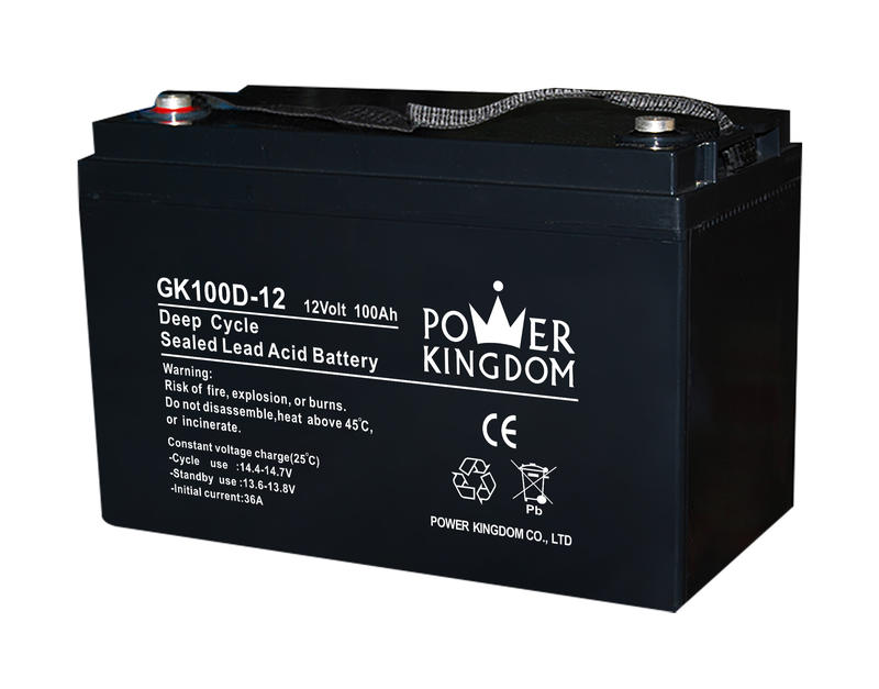 Factory Price PV Battery 105ah
