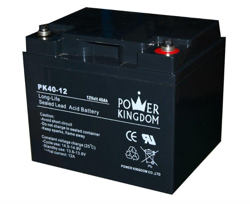 Solar battery 12V 40AH