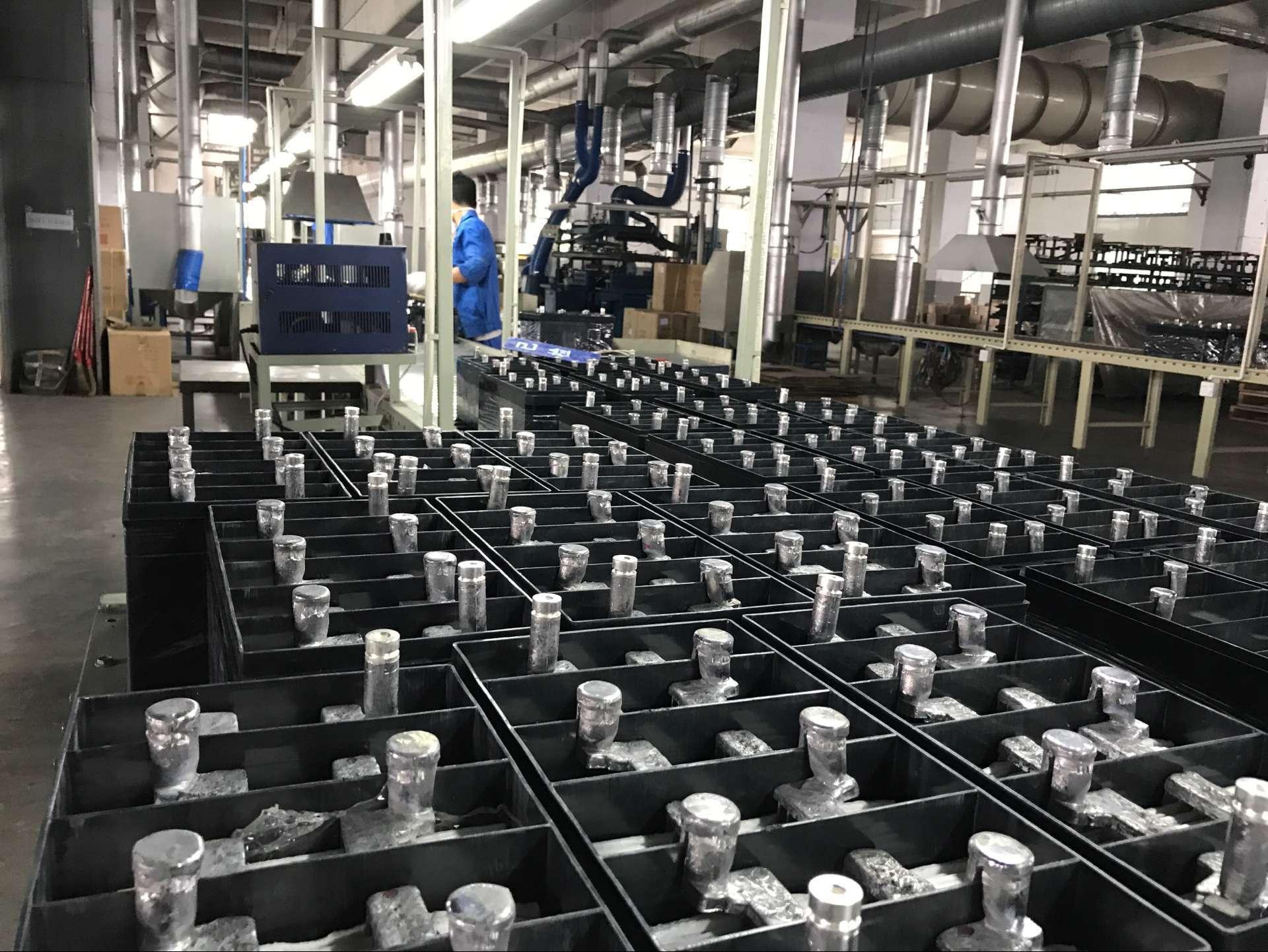 UPS / Inverter / Solar Systems AGM Battery 12v 100ah Vrla Rechargeable Battery