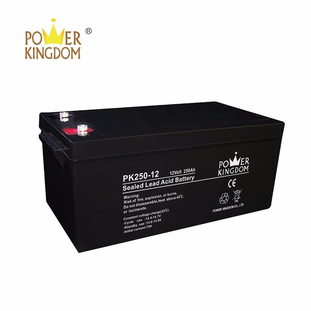 12v 250ah battery deep cycle battery solar battery for solar system