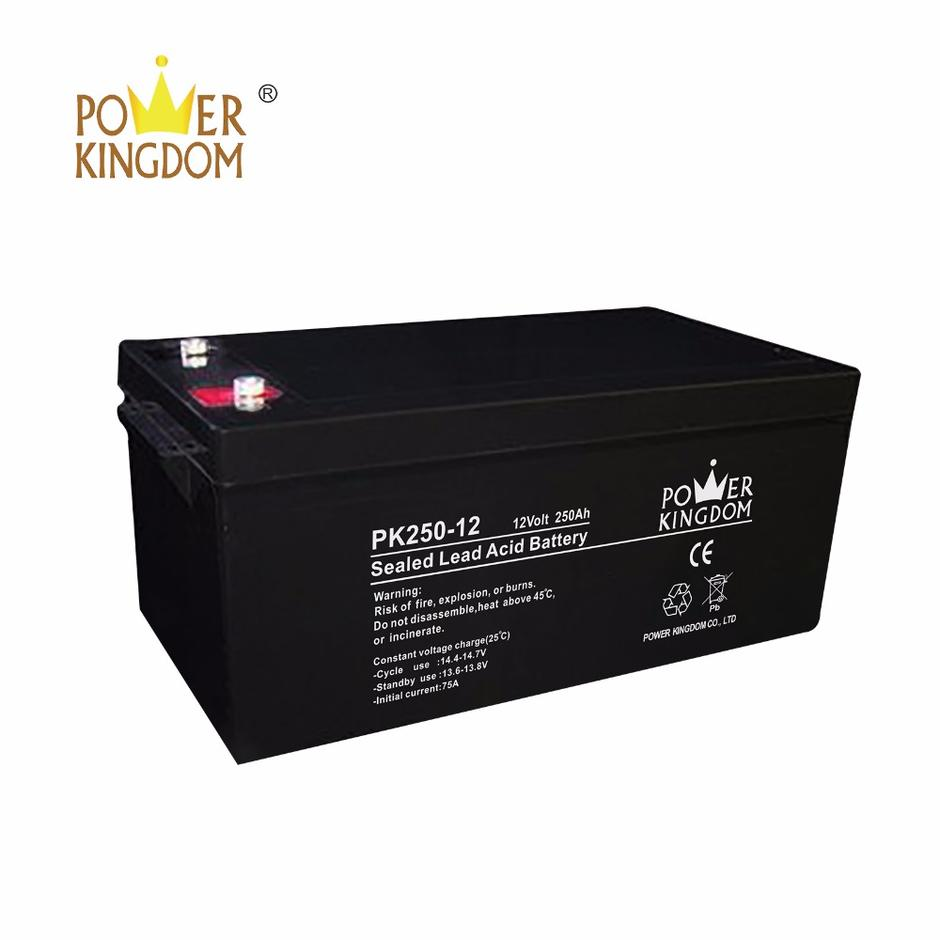 12v 250ah battery deep cycle battery solar battery for solar system
