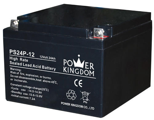 12v 24AH VRLA Solar storage Battery For Solar Street Lights inverter UPS system