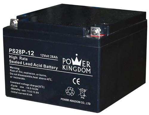 best price 28ah 12v high rate UPS battery lead acid battery