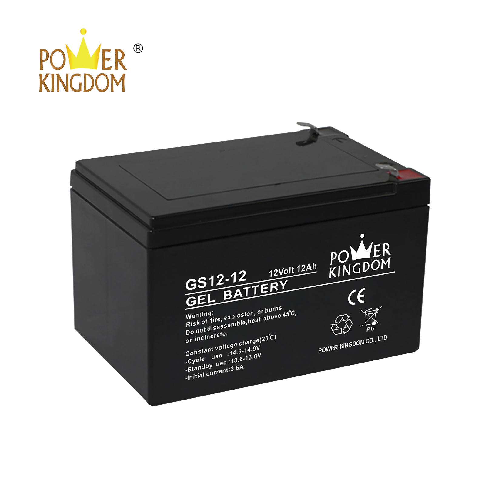 best price gel battery 12v 12ah sealed lead acid battery