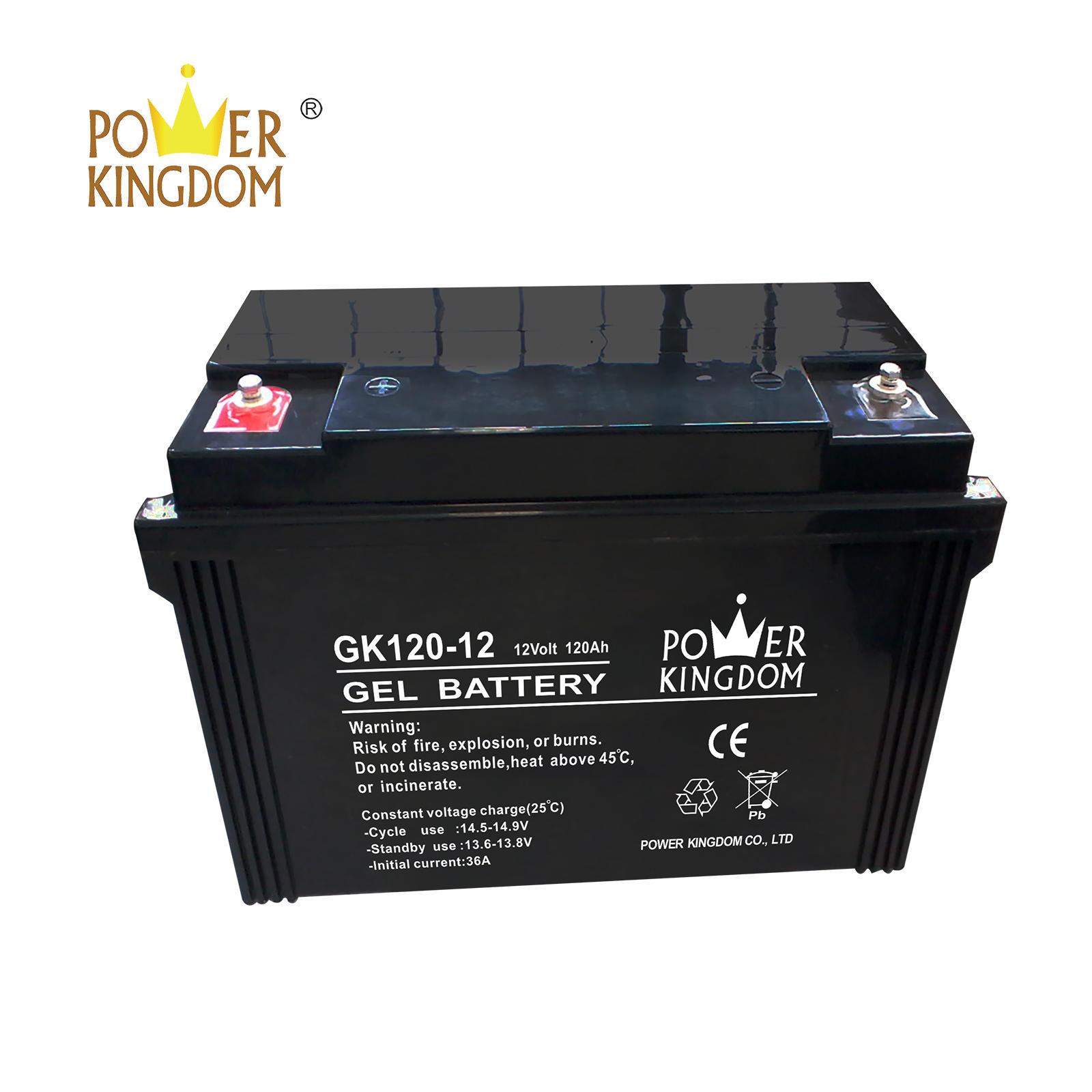 best price 12v 120ah agm gel battery ups system