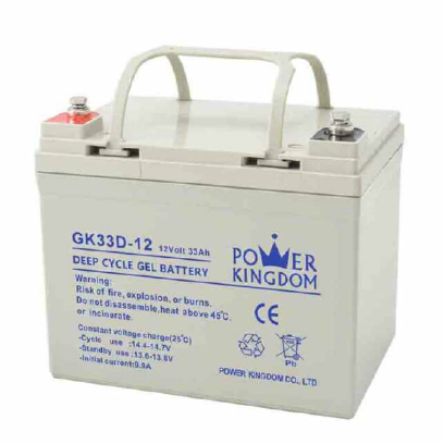 12V 33AH deep cycle gell valr battery MF 10hr for solar usage