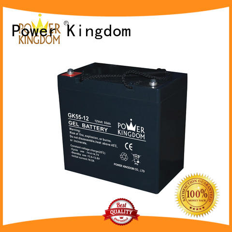 Power Kingdom ups battery pack design wind power system