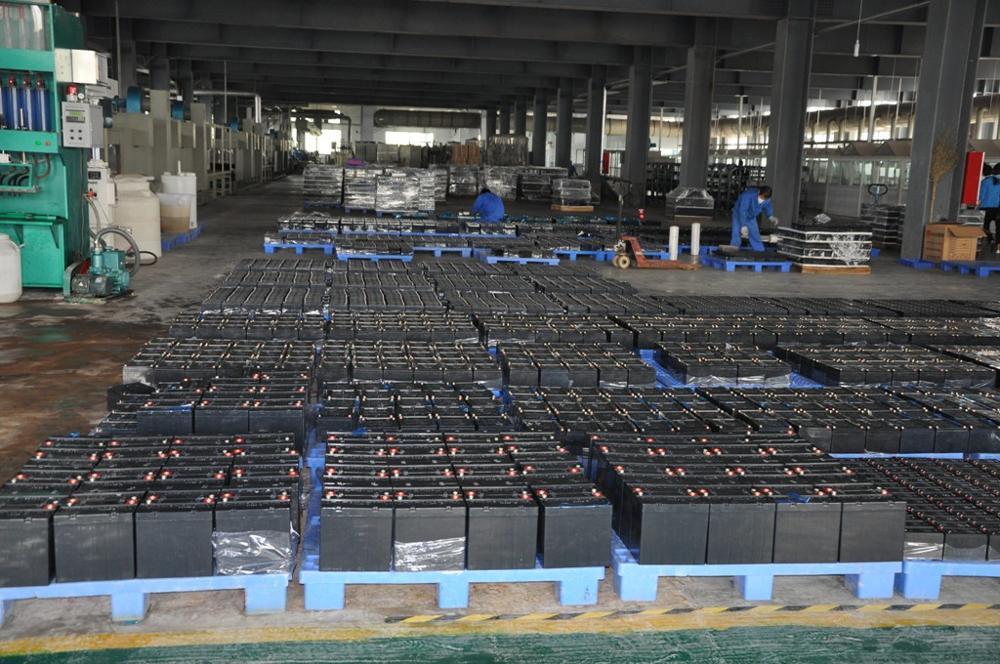 12V 45AH GEL sealed lead acid battery battery baterias for solar usage with CE certification 10hr