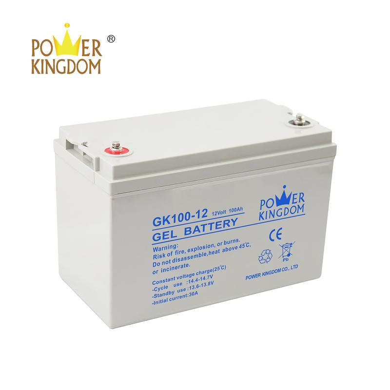 gel battery 12V 100AH UPS rechargeablebattery sealed lead acid battery 10hr