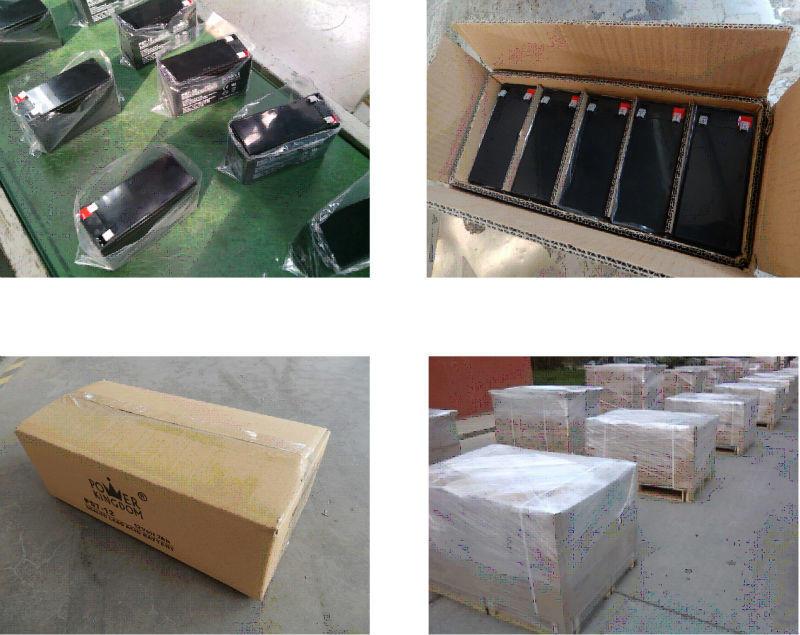12V 12AH gel battery rechargeablebattery for UPS/solar /wind maintenance free 20hr battery