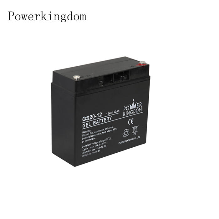 Long life time 12v 20ah 250ah gel deep cycle battery for solar system
