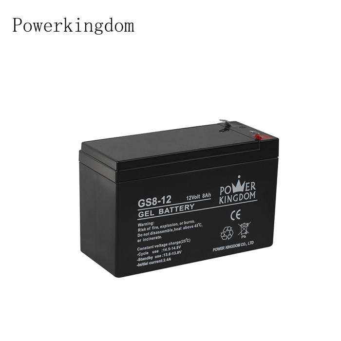 China supplier 12V external battery backup offline UPS uninterruptible power supply 12V 8AH