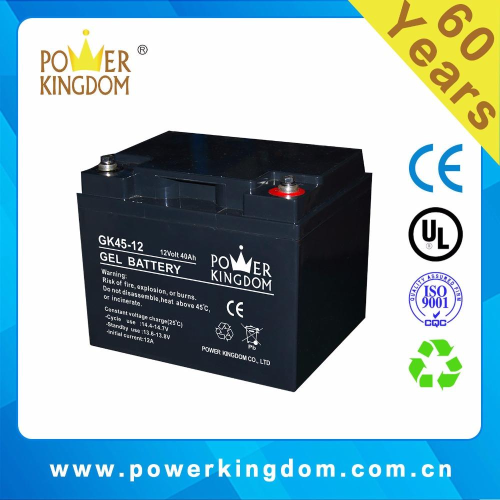 Off grid solar inverter 4kw ac dc 24v 48v 220v 4000w home homage ups battery 45ah gel battery