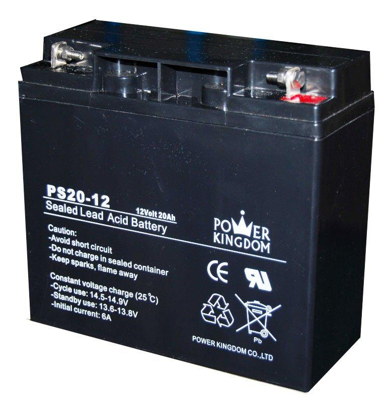 super quality rechargeable 12v 20ah sla battery for ups use