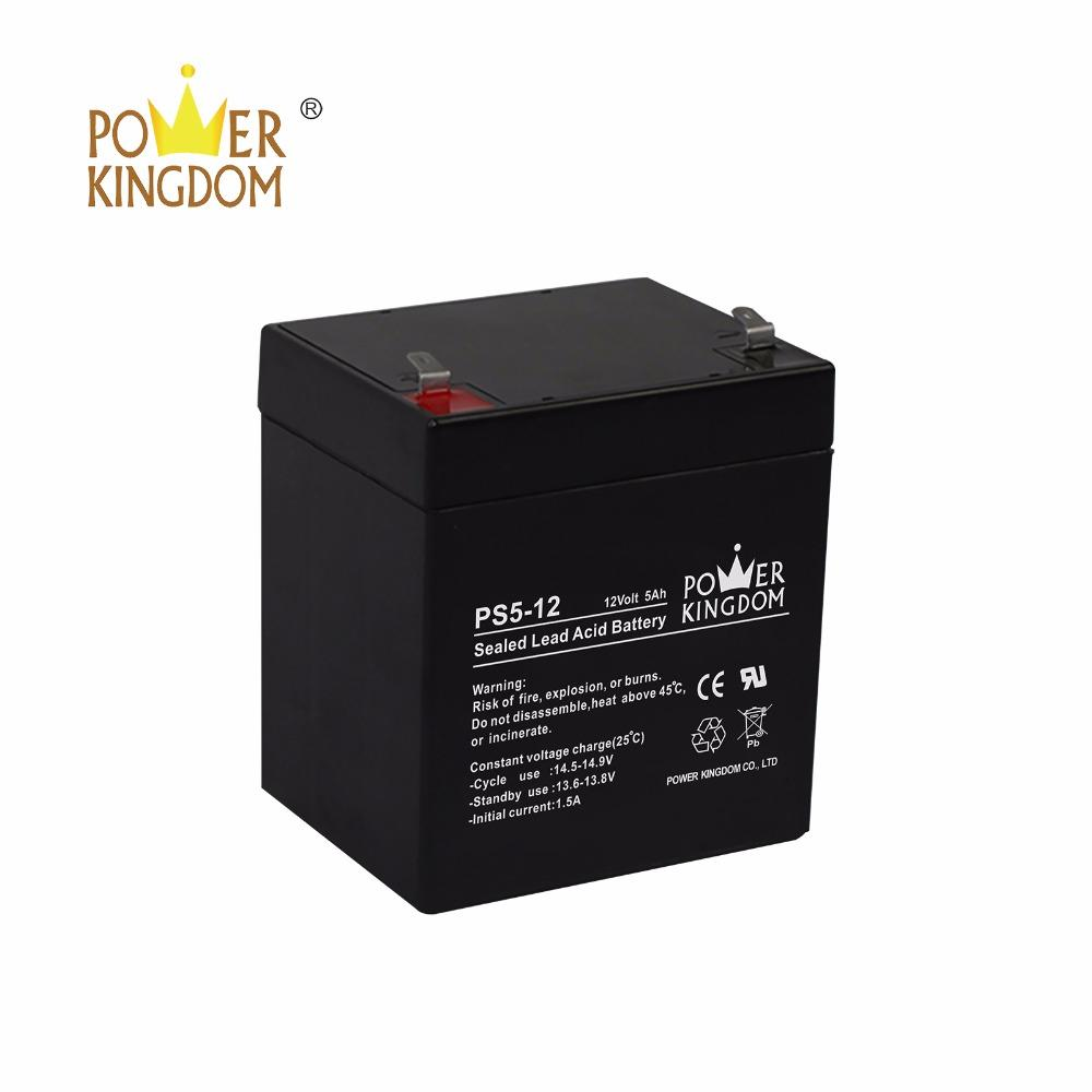 PS5--12 toy battery 12V 5Ah Alarm Battery