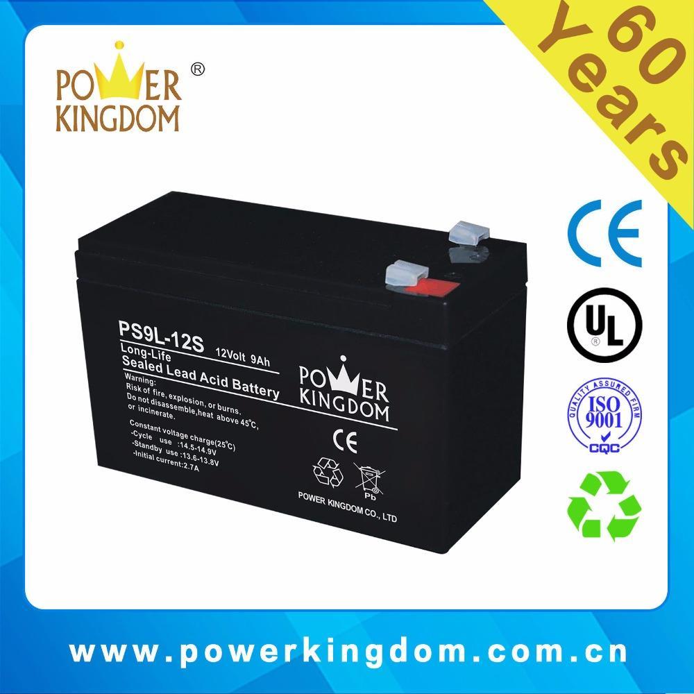 Uninterruptible Power Supply deep cycle 12v long life lead acid UPS battery