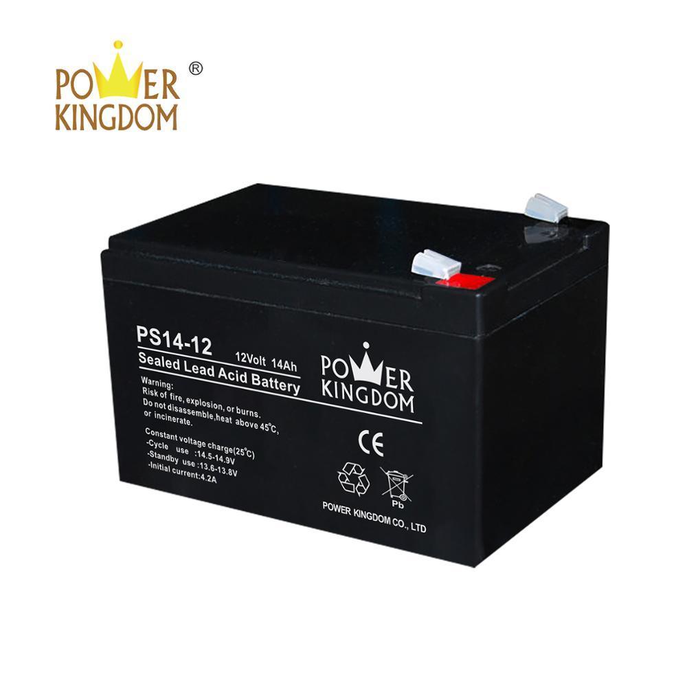 12V 14AH 20hr AGM Backup Small UPS Battery