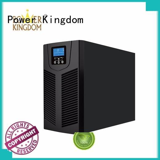 Power Kingdom 12v vrla battery design UPS & EPS system