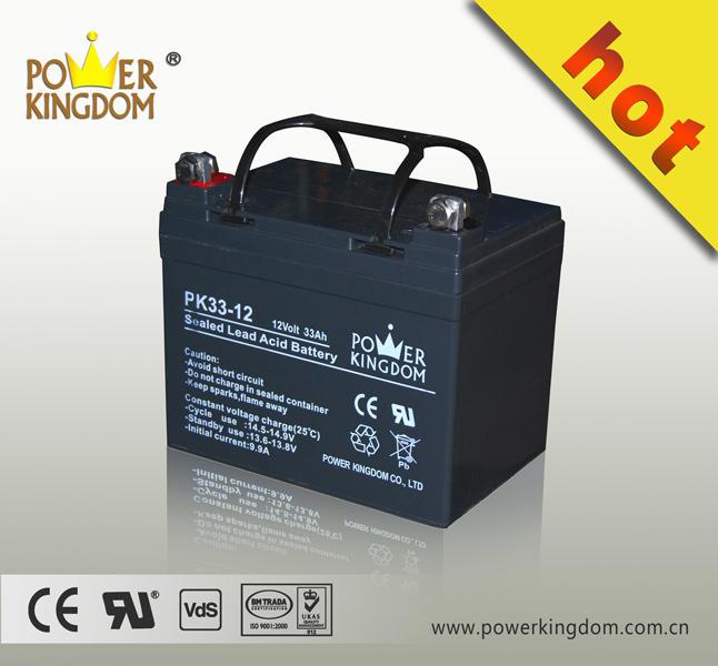 same as exide battery 12v 33ah sla battery for ups