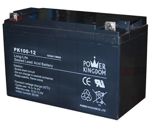 12V 100AH BACKUP BATTERY FOR UPS SYSTEM