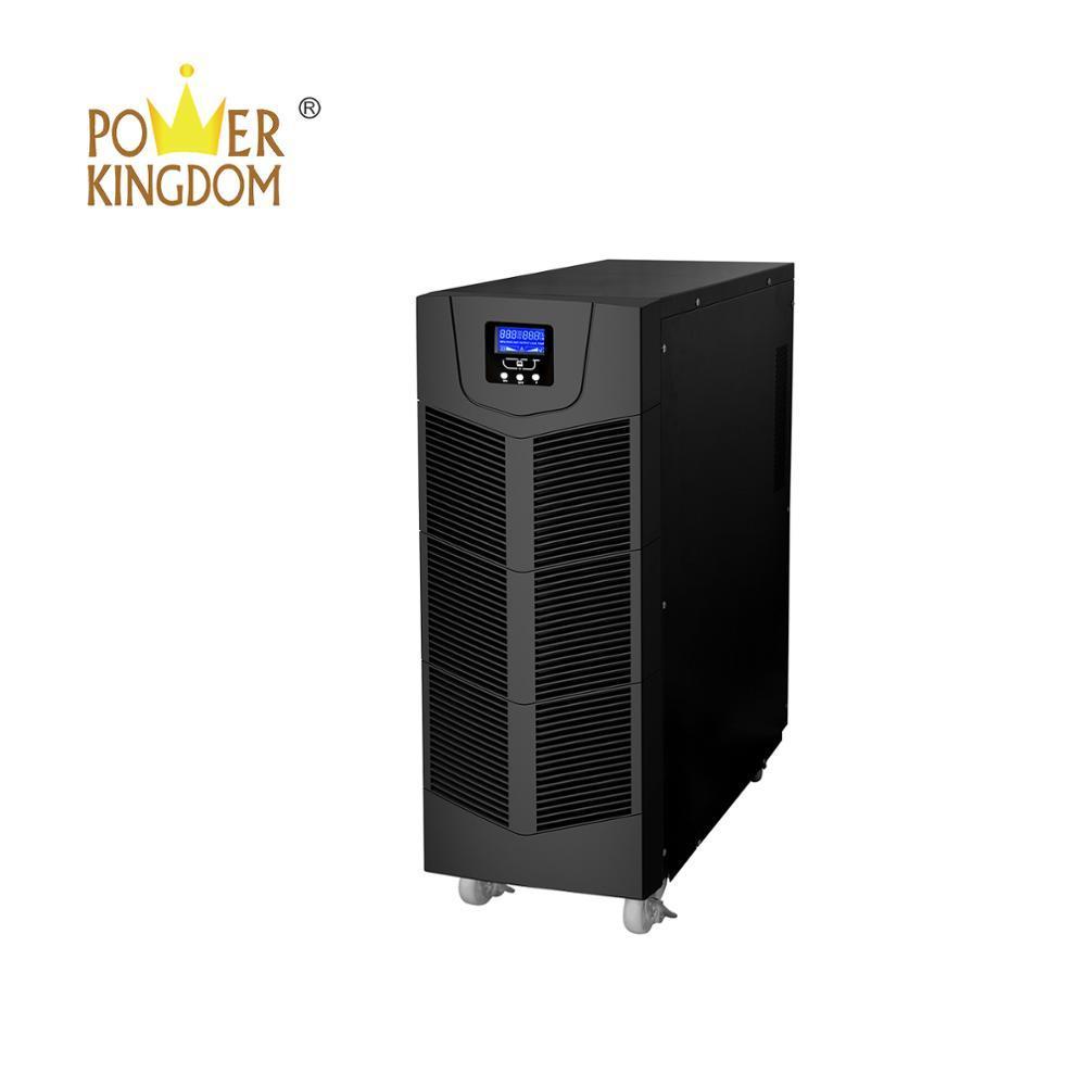 Solar Power Battery Online Double Conversion Green Power UPS