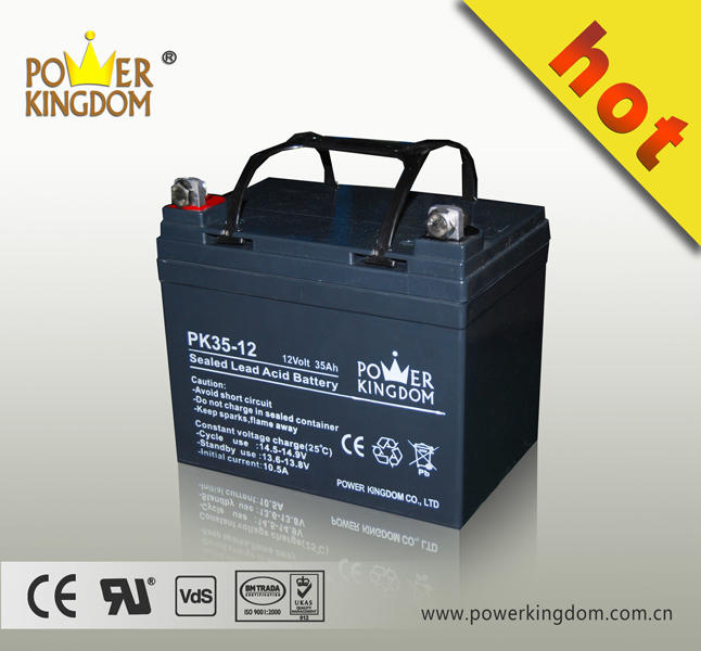 12v 35ah lead acid battery for solar street light