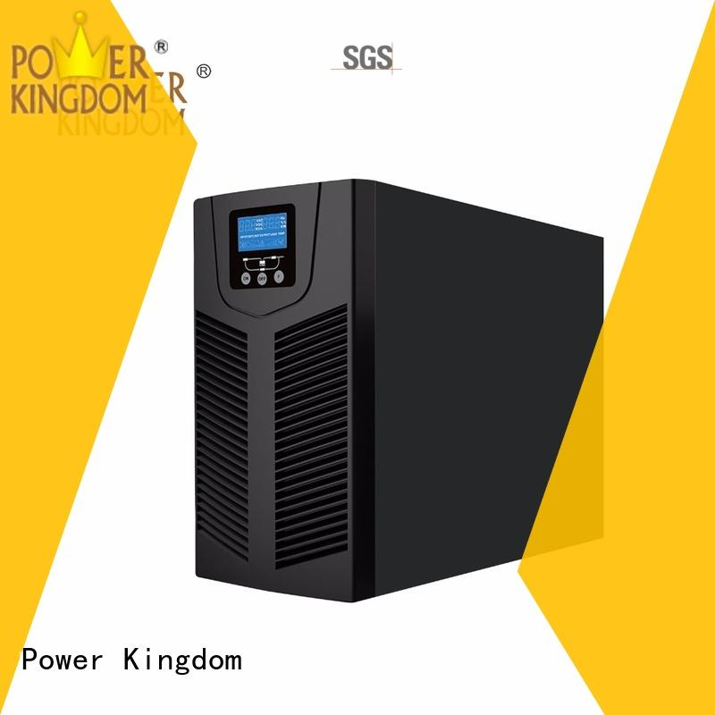 Power Kingdom new grid design vrla lead acid battery factory Railway systems