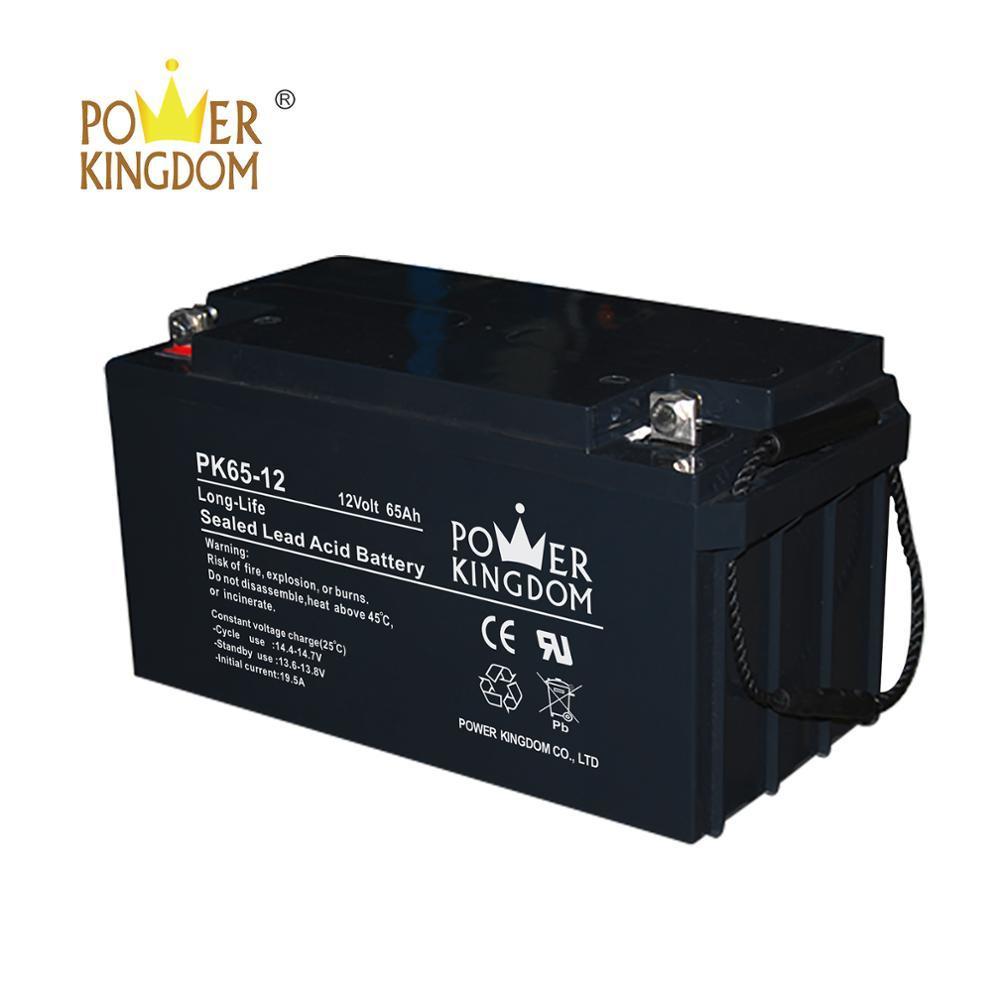 Rechargeable LED Emergency Light / 12v65ah Rechargeable battery operated led emergency light