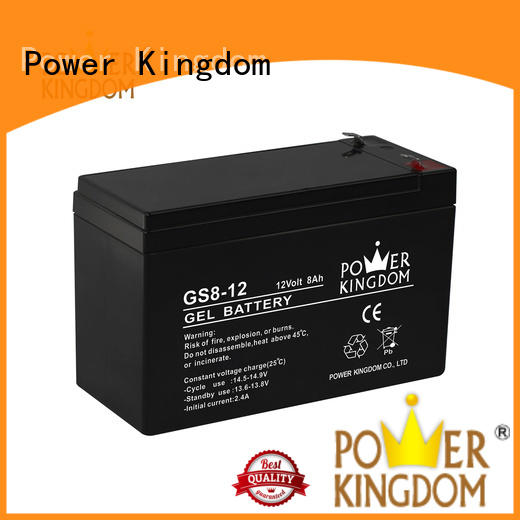 Power Kingdom ups battery pack design solor system
