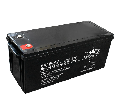 sealed lead acid battery VRLA 12V 180AH Maintenance free for UPS/SOLAR with 10 years design life