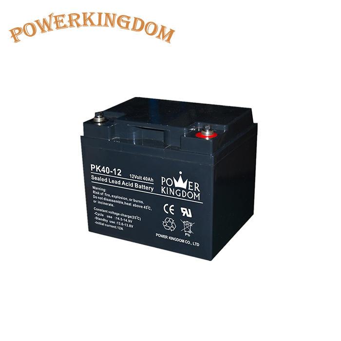 America market quality Wholesale Market UPS System 12v 40ah Sealed Lead Acid Battery