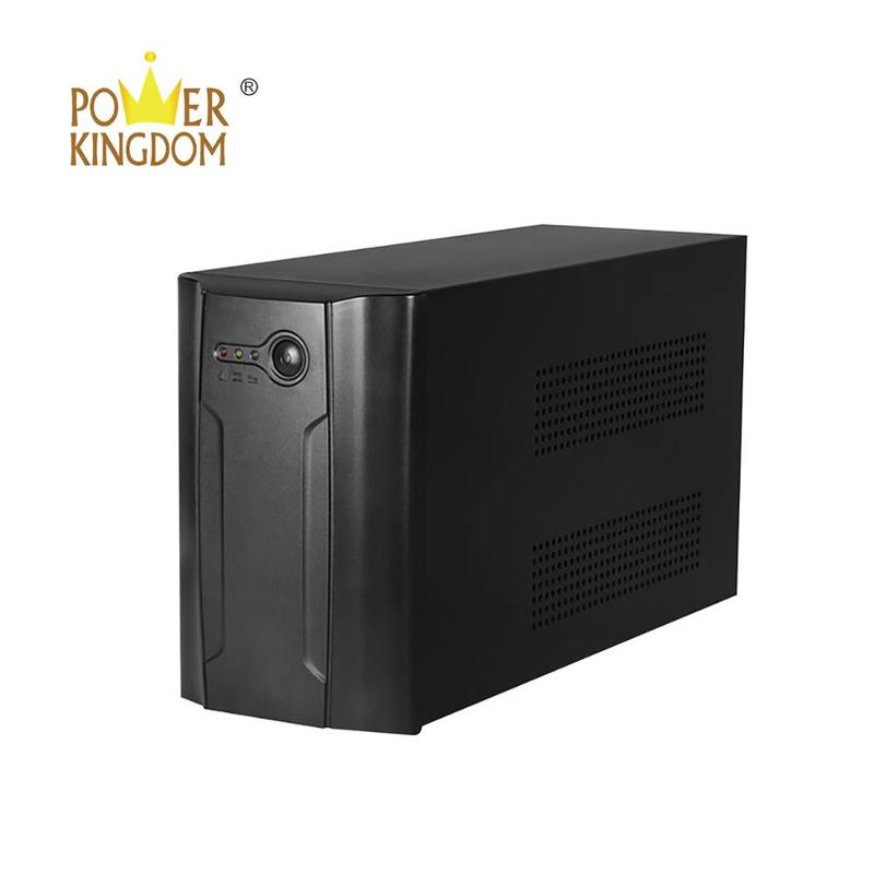 61 years manufacturer for battery factory ups 500va with super lead acid batteries