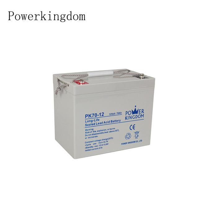 Customized 15ah 30ah 50ah 70ah high quality rechargeable 12v solar street light battery