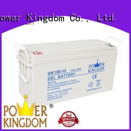 higher specific energy rechargeable sealed lead acid battery design wind power system