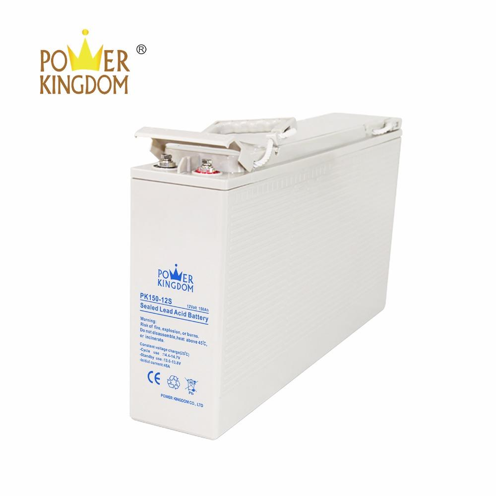 Long Life 12v 150ah Rechargeable VRLA Battery For Energy Storge