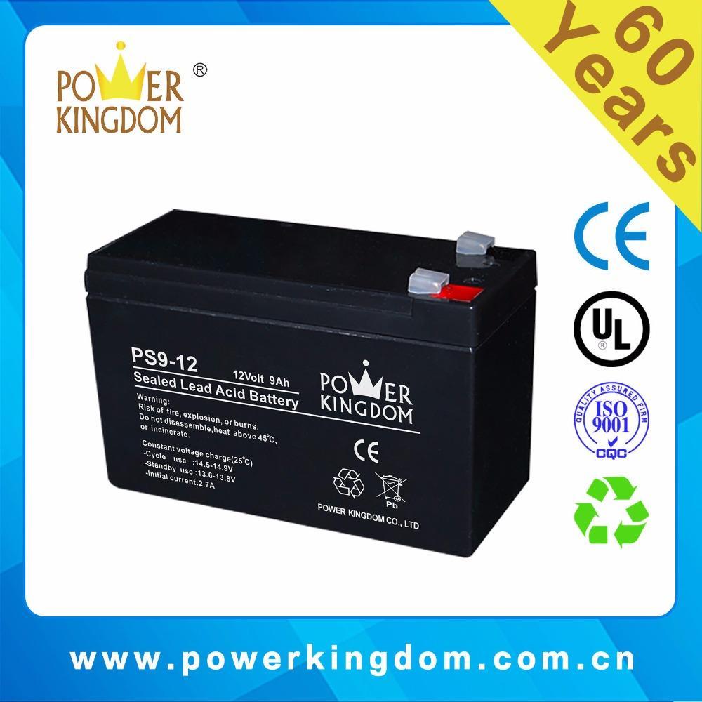Batteries battery 12v 9ah ups battery
